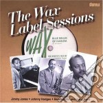 The wax label sessions cd musicale di A.hall 5tet/j.hodges