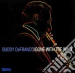 Gone with the wind - defranco buddy cd musicale di Buddy de franco quartet