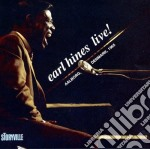 Live, aalborg denmark'65 - hines earl cd musicale di Earl hines trio