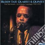Buddy Tate Quartet & Quintet - Tate A Tete cd musicale di Buddy tate quartet & quintet