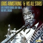 Live winter garden, n.y.. - armstrong louis cd musicale di Louis armstrong & his all star
