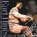Earl Hines - Live At Ratso's cd musicale di Earl Hines