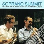 Soprano summit 1976 - wilber bob davern kenny cd musicale di Bob wilber & kenny davern