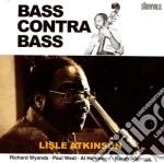 Lisle Atkinson Quintet - Bas Contra Bass cd musicale di Lisle atkinson quintet