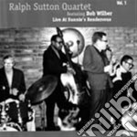 Vol.1 feat.bob wilber - sutton ralph wilber bob cd musicale di Ralph sutton quartet