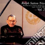 At sunnie's vol.2 - sutton ralph cd musicale di The ralph sutton trio