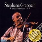 Live in san francisco '82 - grappelli stephane cd musicale di Stephane Grappelli