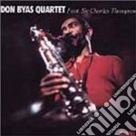 Feat.sir charles thompson - byas don thompson charles cd musicale di Don byas quartet