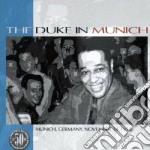 Duke Ellington - The Duke In Munich cd musicale di Duke Ellington