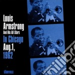In chicago august 1 1962 - armstrong louis cd musicale di Louis armstrong & his all star