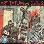 Art Tatum - Live 1944-'45 Vol.2 cd musicale di Art Tatum