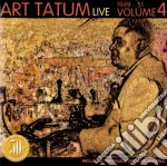 Live vol.4 (1949-'51) cd musicale di Art Tatum