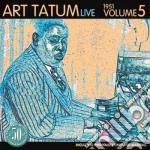Live 1951 vol.5 cd musicale di Art Tatum