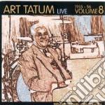 Live 1955-56 volume 8 cd musicale di Art Tatum