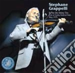 Live crosby festival 1975 cd musicale di Stephane Grappelli