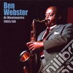 At montmatre 1965/66 cd musicale di Ben Webster
