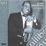 In scandinavia vol.3 cd musicale di Louis Armstrong