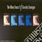 The many faces of... cd musicale di Donegan Dorothy