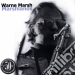 Marshlands cd musicale di Warne Marsh