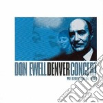 Don Edwell Trio - Denver Concert cd musicale di Don edwell trio