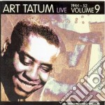 Live '44-'52 volume 9 cd musicale di Art Tatum
