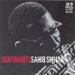 Sentiments cd musicale di Sahib Shihab