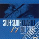 Hot stuff cd musicale di Stuff smith quartet