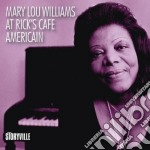 Mary Lou Williams - At Rick's Cafe American cd musicale di Mary lou williams