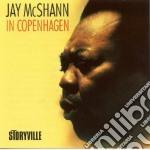 In copenaghen cd musicale di Mcshann Jay