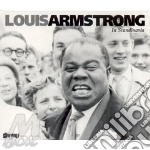 IN SCANDINAVIA  (BOX 4 CD) cd musicale di ARMSTRONG LOUIS