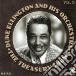 The treasury shows vol.5 cd musicale di Duke ellington & his