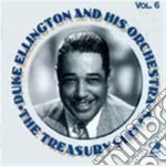 Treasury shows vol.6 cd musicale di Duke ellington & his