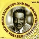 Duke Ellington & His Orchestra - The Treasury Shows Vol.8 cd musicale di Duke Ellington