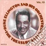 The treasury show vol.10 cd musicale di Duke ellington & his
