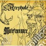 MALEFEASANCE                              cd musicale di L'ACEPHALE