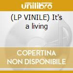 (LP VINILE) It's a living lp vinile di Brothers Hanson