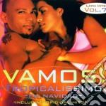 Various - Vamos! - Tropicalissimo - En Navidad cd musicale di ARTISTI VARI