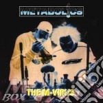The m-virus cd musicale di Metabolics