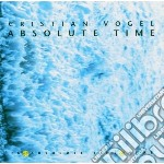 Absolute time cd musicale di Cristian Vogel