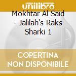 Raks sharki cd musicale di Al said mokhtar
