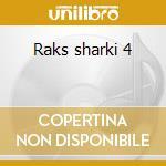 Raks sharki 4 cd musicale di Jalilah