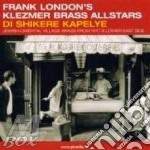 Di shikere kapelye cd musicale di London frank klezmer