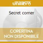 Secret corner cd musicale di Lowtec