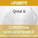 Qntal iii cd musicale