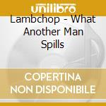 WHAT ANOTHER MAN SPILLS cd musicale di LAMBCHOP