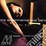 Homesick cd musicale di Experimental pop band