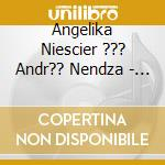 The poetry of rhythm cd musicale di Niescier angelika & nendza and