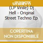 (LP VINILE) Original street techno e.p. lp vinile