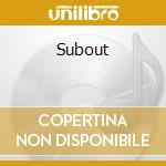 Subout cd musicale