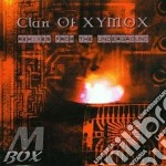REMIXES FROM THE UNDERGROUND              cd musicale di CLAN OF XYMOX